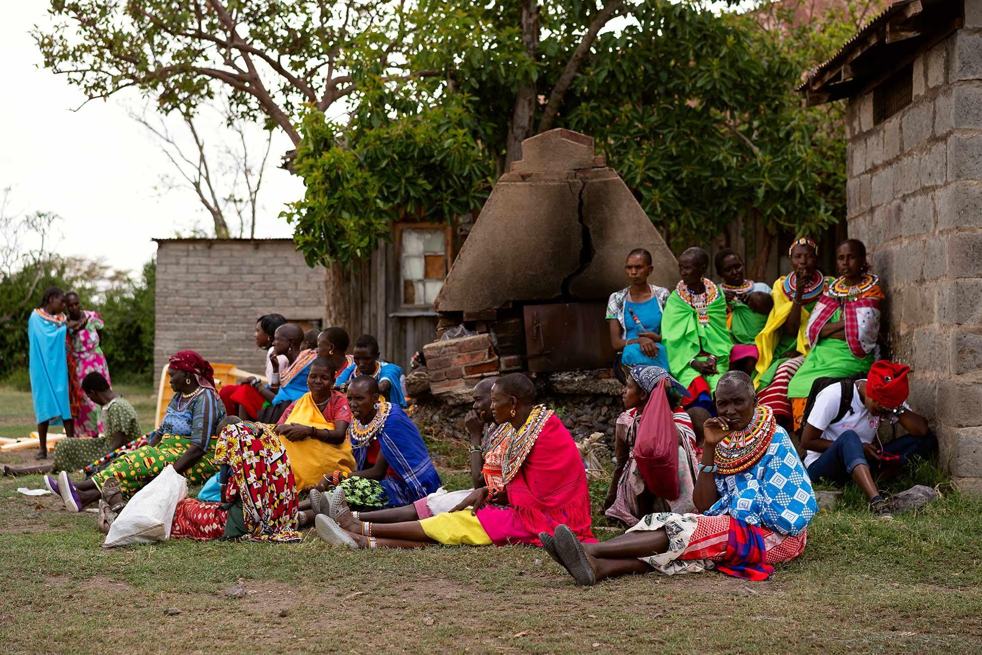 triabal-women-of-kenya