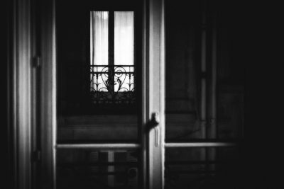 A Parisian view by window - Merja Varkemaa Photography