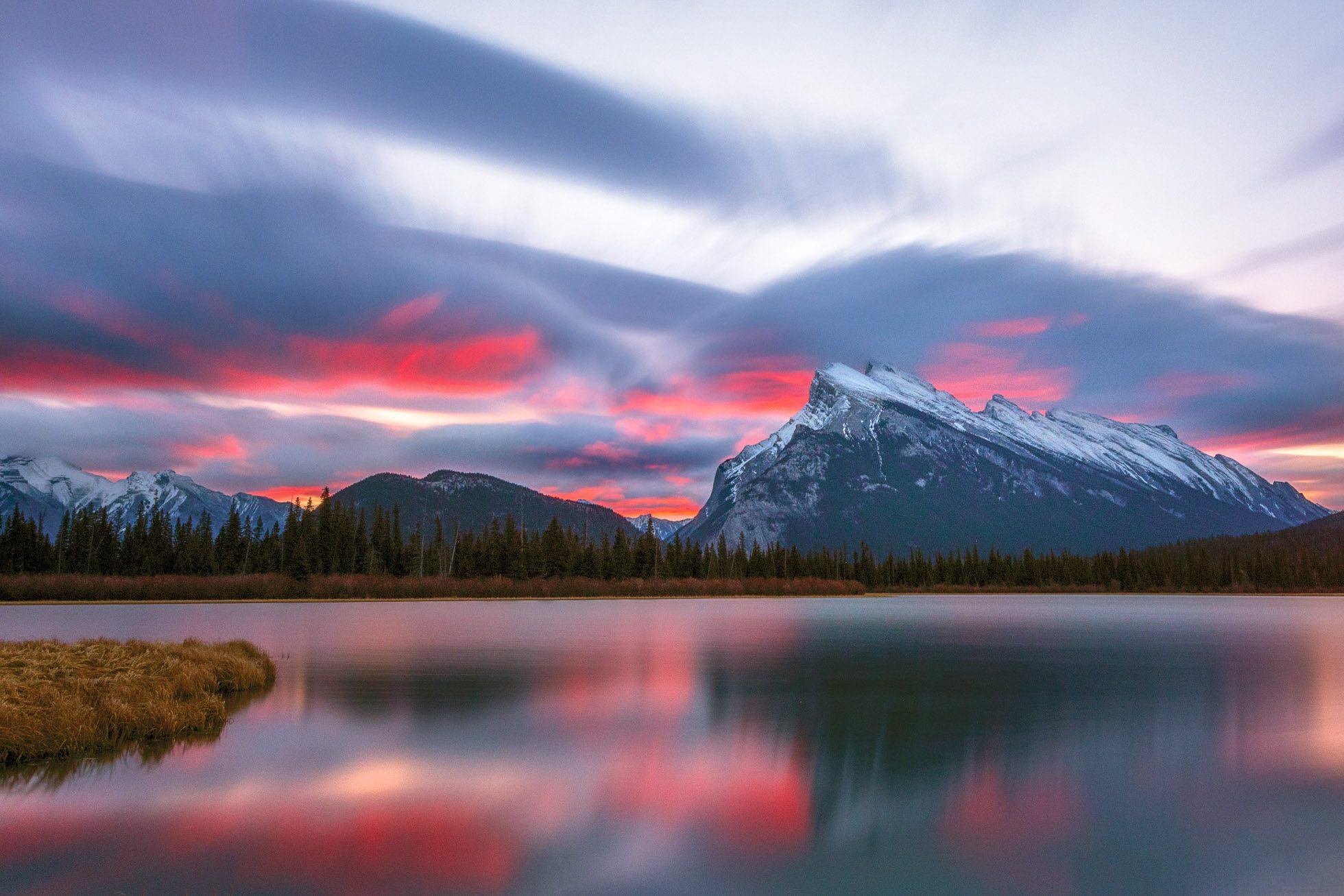 Vermilion Sunrise_