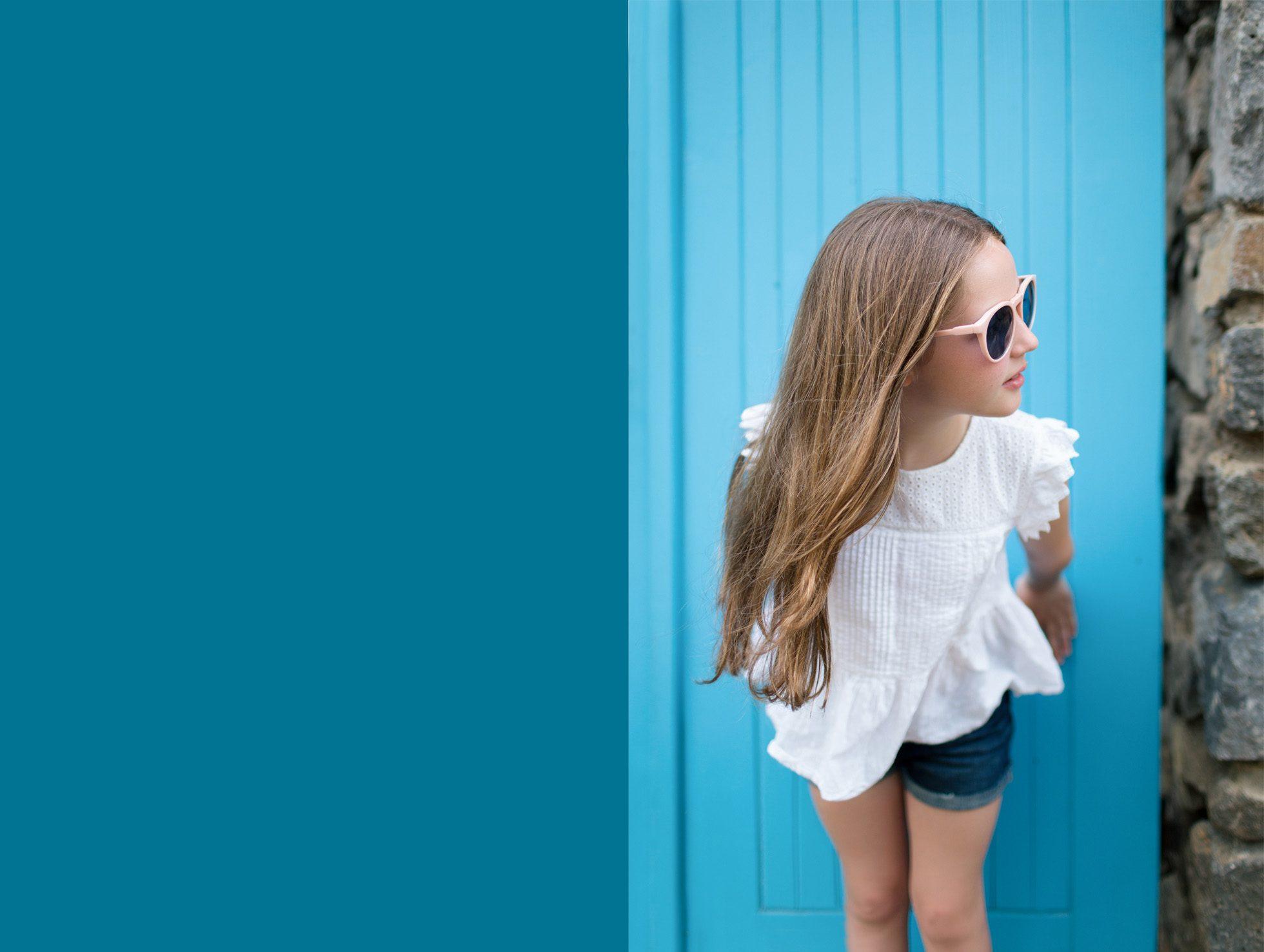 110 BethCrossman Turquoise vacation hawaii sunglasses summer girl carefree fashion