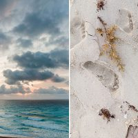 cancun diptych