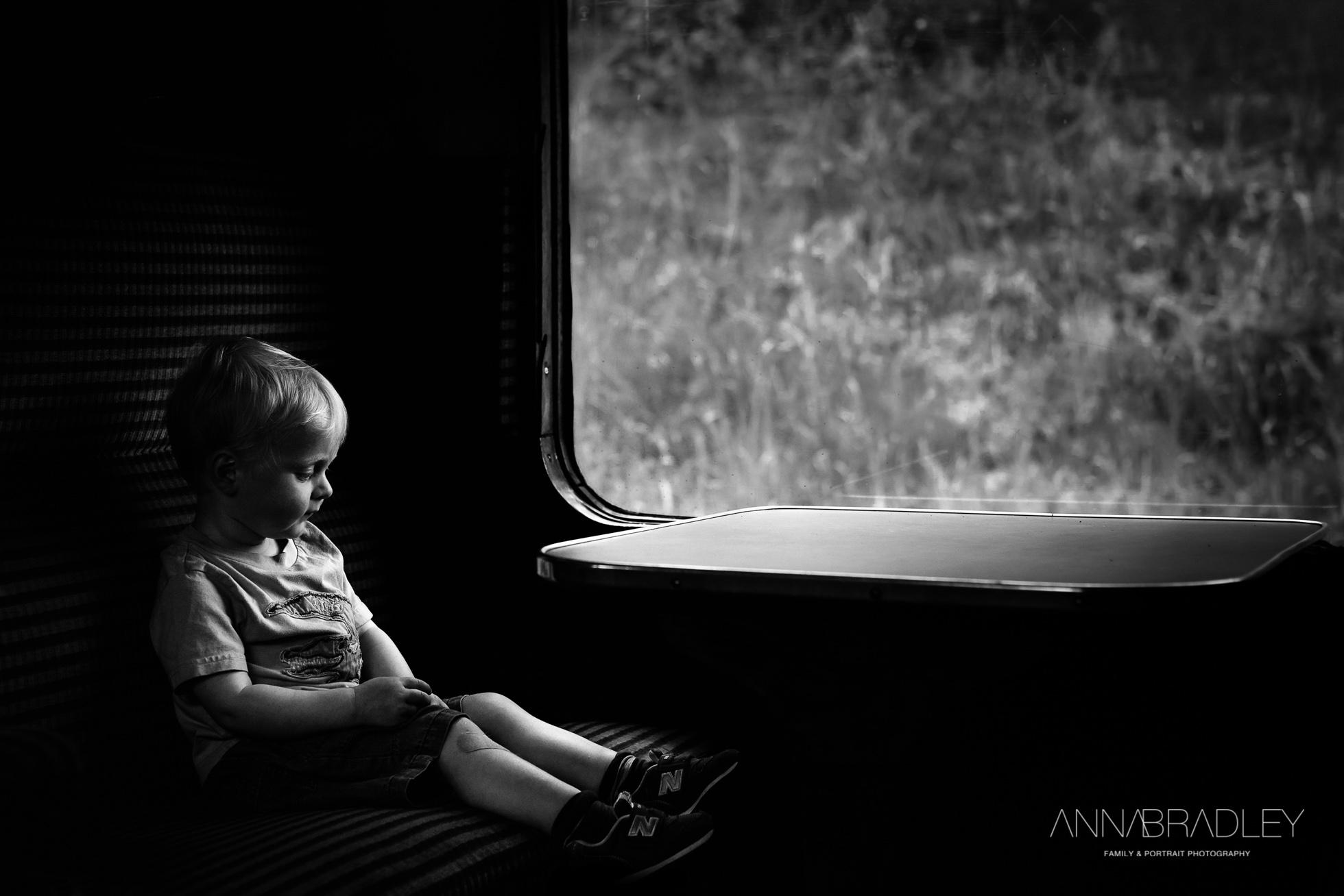 Waiting Between Stations Amersham Buckinghamshire Hertfordshire family fine art photographer