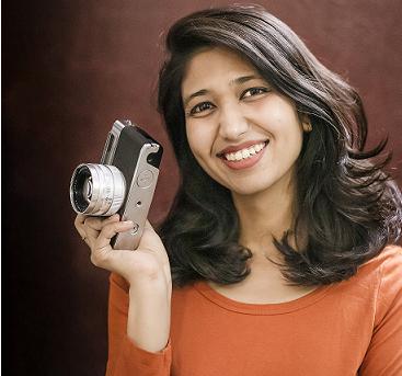 Photographer Headshot